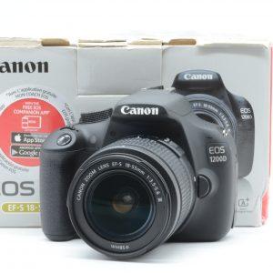 Canon 1200D CON 18/55