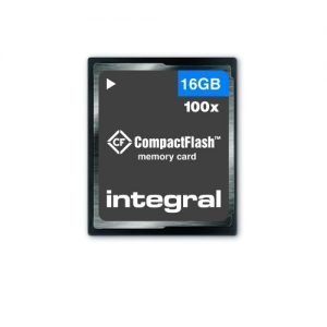 Integral Compact Flash Standard 8/16GB