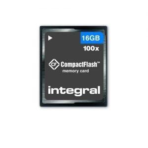 Integral Compact Flash Standard 8/16GB