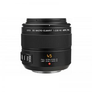 Panasonic Leica DG Macro-Elmarit 45mm f/2.8 ASPH OIS – Garanzia 4 anni Fowa