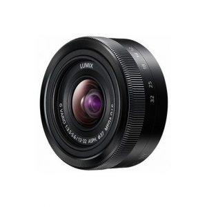 Panasonic Lumix G Vario 12-32mm f/3.5-5.6 OIS – Garanzia 4 anni Fowa