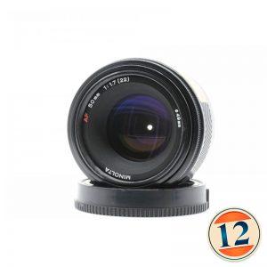 Minolta AF 50mm f/1.8