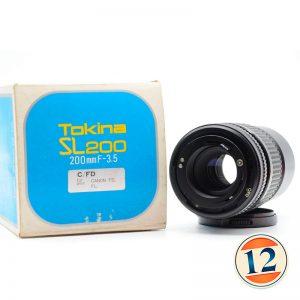 Tokina 200MM f3,5 Canon FD ( Nuovo )