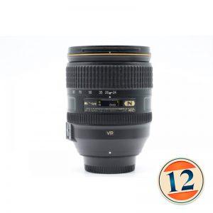 Nikon AF-S 24-120mm f/4 G ED VR