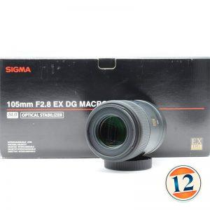 Sigma 105mm f/2.8 Macro DG OS HSM x Canon