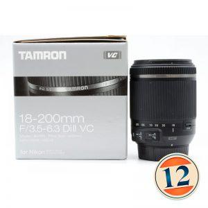 Tamron AF 18-200mm f/3.5-6.3 Di II VC ( Nikon )