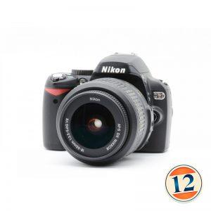 Nikon D60 con 18/55