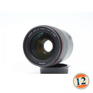 Canon EF 35mm f/1.4L USM II