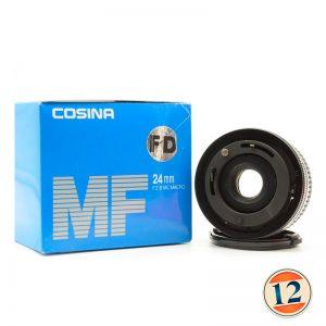 Cosina 24 mm f 2,8 Canon FD ( Nuovo )