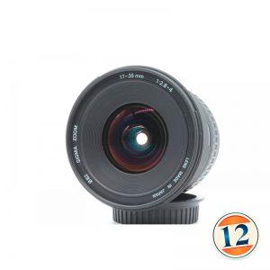 Sigma af 17/35 f 2.8-4 ( Funziona solo Manual Focus ) X Canon