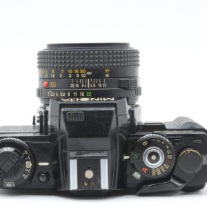 Minolta X-700 + 50MM F2