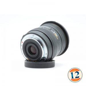 Sigma 10-20mm f/4-5.6 EX DC HSM x Canon