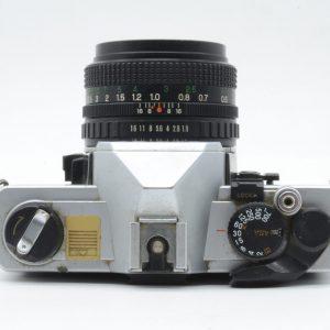 FUJICA STX-1N (1982) con 50 mm f 1.5
