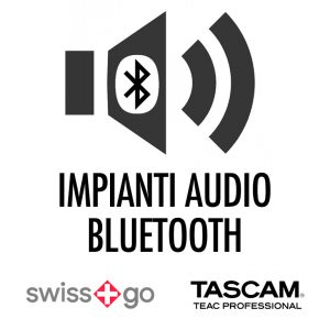 IMPIANTI AUDIO BLUETOOTH