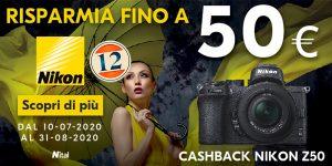 Nikon Z50 Summer Cash Back