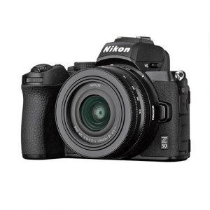 Nikon Z50 – Garanzia Nital 4 anni – Sconto In Cassa 100€ + 50 Black Friday dal 23/11/2020 al 30/11/2020