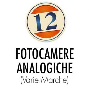 Fotocamere Analogiche