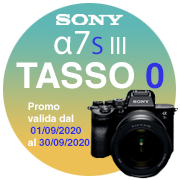 Sony a7S III (Body)- Garanzia Sony Italia – ACCONTO 10% PER IL PRE-ORDINE 419€