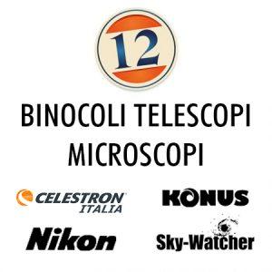 Binocoli Telescopi Microscopi