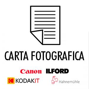CARTA FOTOGRAFICA