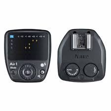 NISSIN AIR 1 CANON COMMANDER + AIR RECEIVER KIT ( Vari Attacchi )