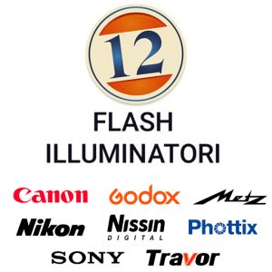 FLASH E ILLUMINATORI