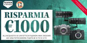 Fujifilm INSTANT REBATE – OTTICHE FUJINON MKX + X-T4 /X-T3