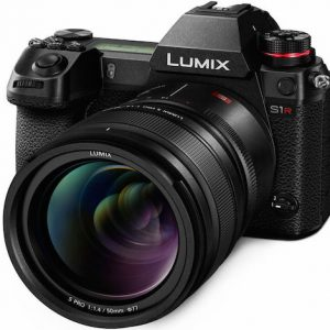 Panasonic LUMIX S1R + 24/105 – Garanzia 4 anni Fowa – SCONTO IN CASSA 1000€