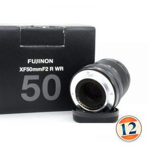Fujifilm XF 50mm f/2 R WR ( DEMO )