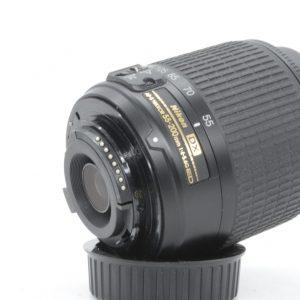 Nikon AF-S DX 55-200mm f/4-5.6 G ED