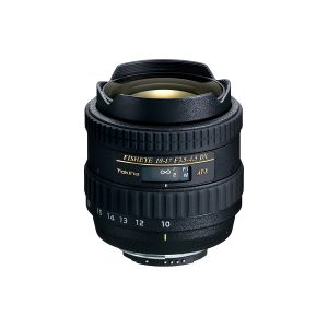 Tokina AT-X 10-17mm Fisheye F 3.5-4.5 DX – Garanzia Rinowa