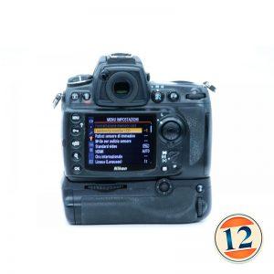 Nikon D700 + Nikon MB-D10