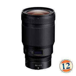 Nikkor Z 50mm f/1.2 S – Garanzia Nital Italia