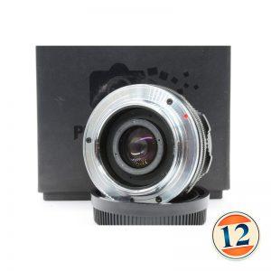 7artisans 35mm f/1.2 x Fujifilm