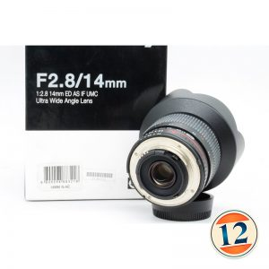 Samyang 14mm f/2.8 IF ED UMC Aspherical x Nikon