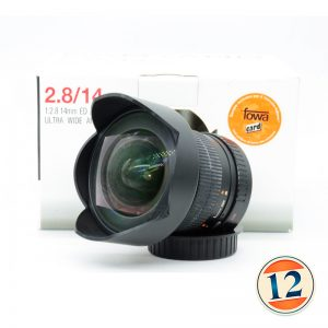Samyang 14mm f/2.8 IF ED UMC Aspherical x Canon