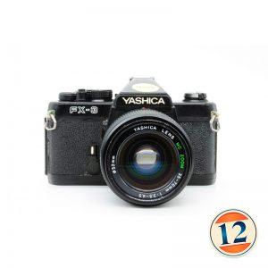 Yashica FX-3 con 35/70