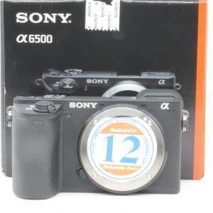 Sony Alpha 6500 Solo Corpo