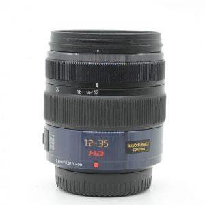 Panasonic Lumix G 12-35mm f/2.8