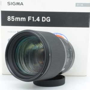 Sigma 85mm f/1.4 DG HSM Art x Canon