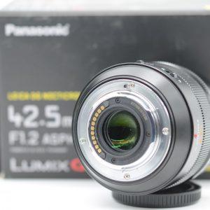 Panasonic Leica DG 42.5mm f/1.2 ASPH OIS