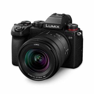 Panasonic Lumix S5 con 20/60 – Garanzia 4 anni Fowa – SCONTO IN CASSA 200€
