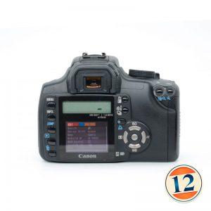 Canon 350D Corpo