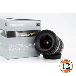 Tamron SP AF 10 – 24mm F/3.5 – 4.5 Di II  X CANON