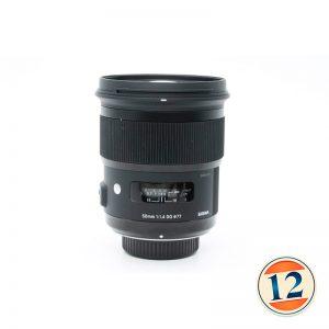 Sigma 50mm f/1.4 DG HSM Art NIKON