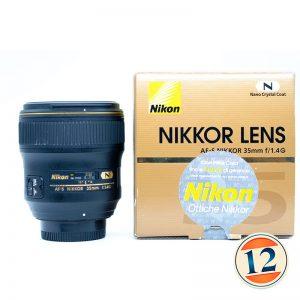 Nikon AF-S 35mm f/1.4 G ED