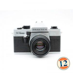 Praktica Super TL 1000 + Helios 58 mm