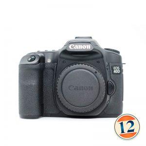 Canon 40D Corpo