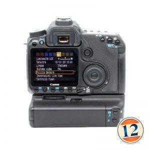 Canon 40D  con Impugnatura