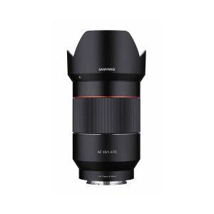 Samyang AF 35mm F1.4 FE (Per Sony E) – Garanzia Fowa – Sconto 10%